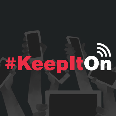 KeepItOn - Access Now