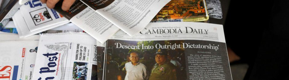 Cambodian Newspapers