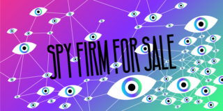 Spy firm for sale graphic