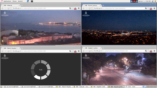 As Istanbul protests continue, government turns off live camera ...